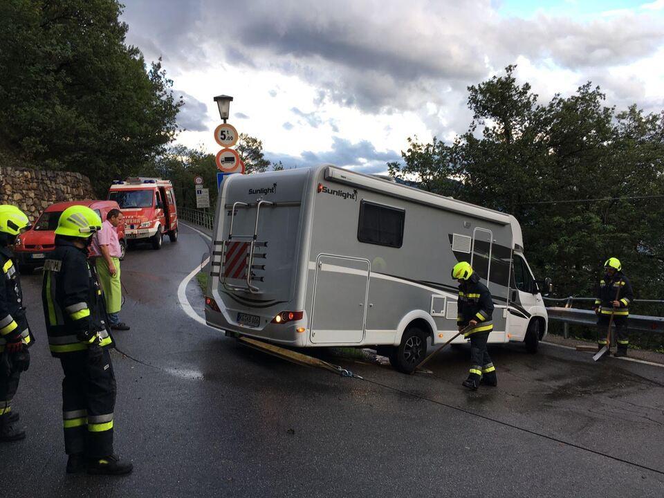 Freiwillige Feuerwehr Tirol