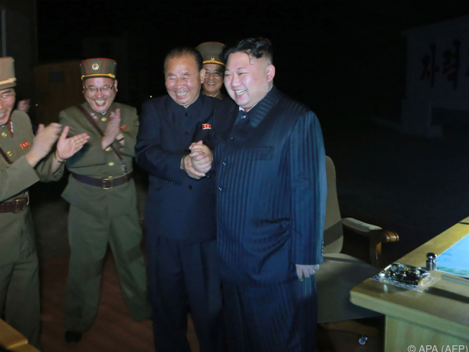 USA verstärken Druck auf Kim Jong-un