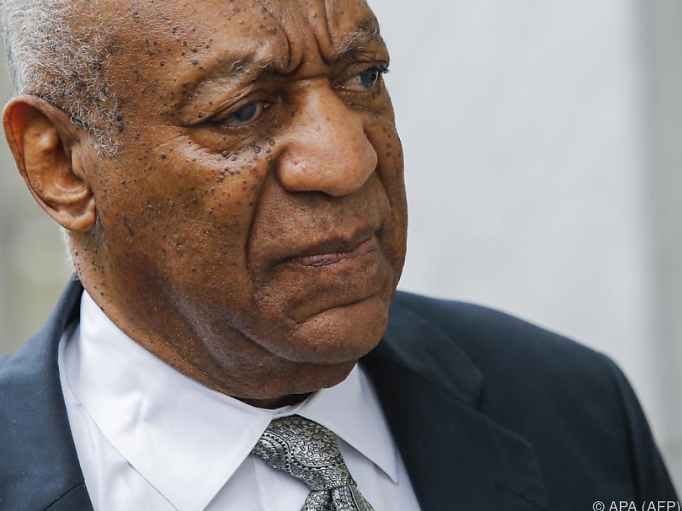 Verstärkung für Cosby