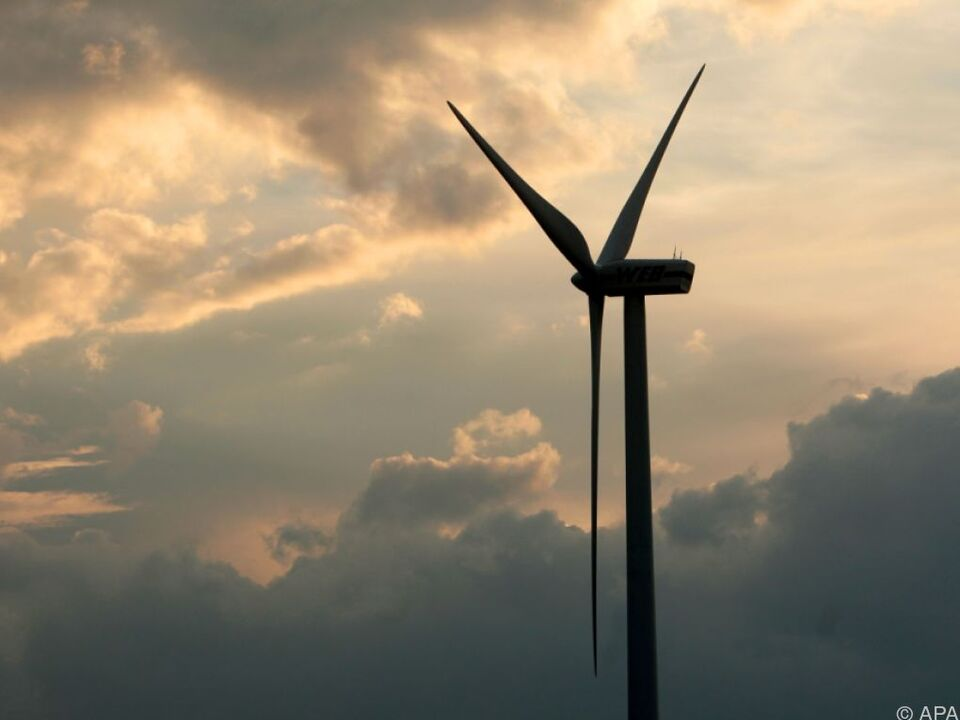Verzicht auf fossile Energieträger ist nötig, um Ziele zu erreichen windkraft windrad
