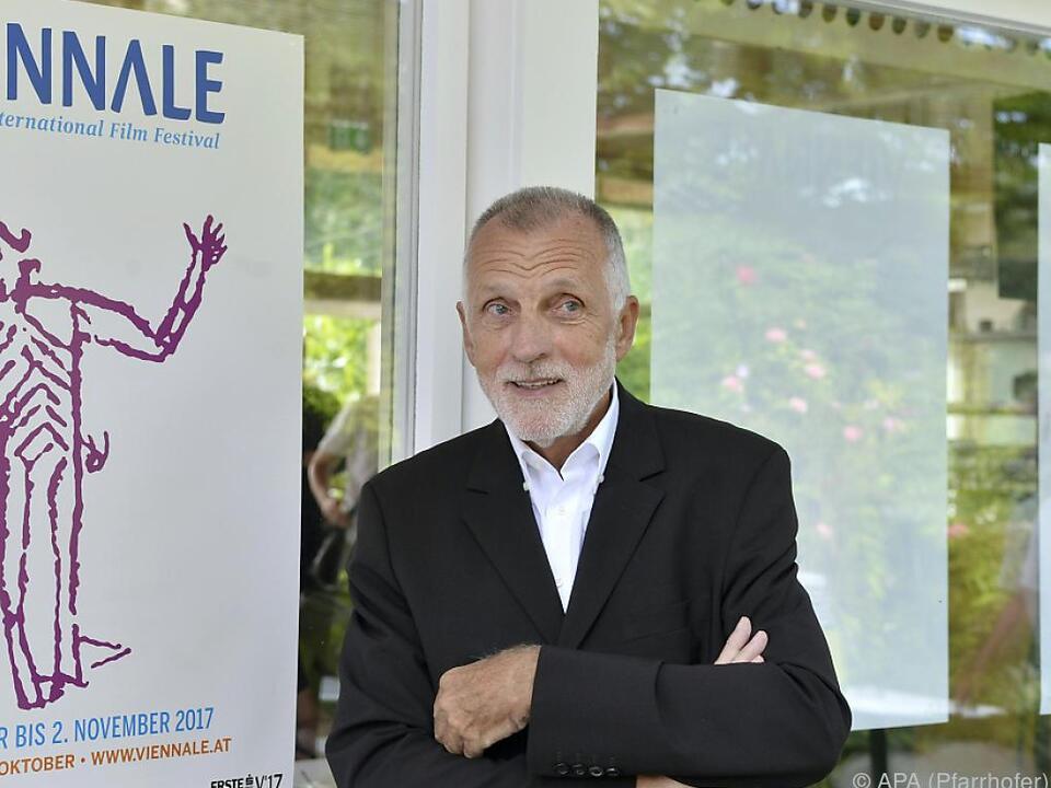 Viennale-Leiter Schwartz bot einen kleinen Ausblick auf das Festival