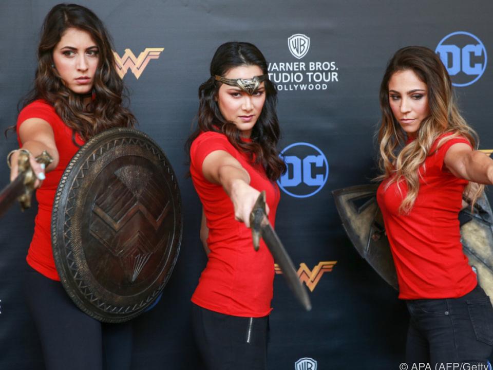 Warner Bros. profitiert von Frauen Power