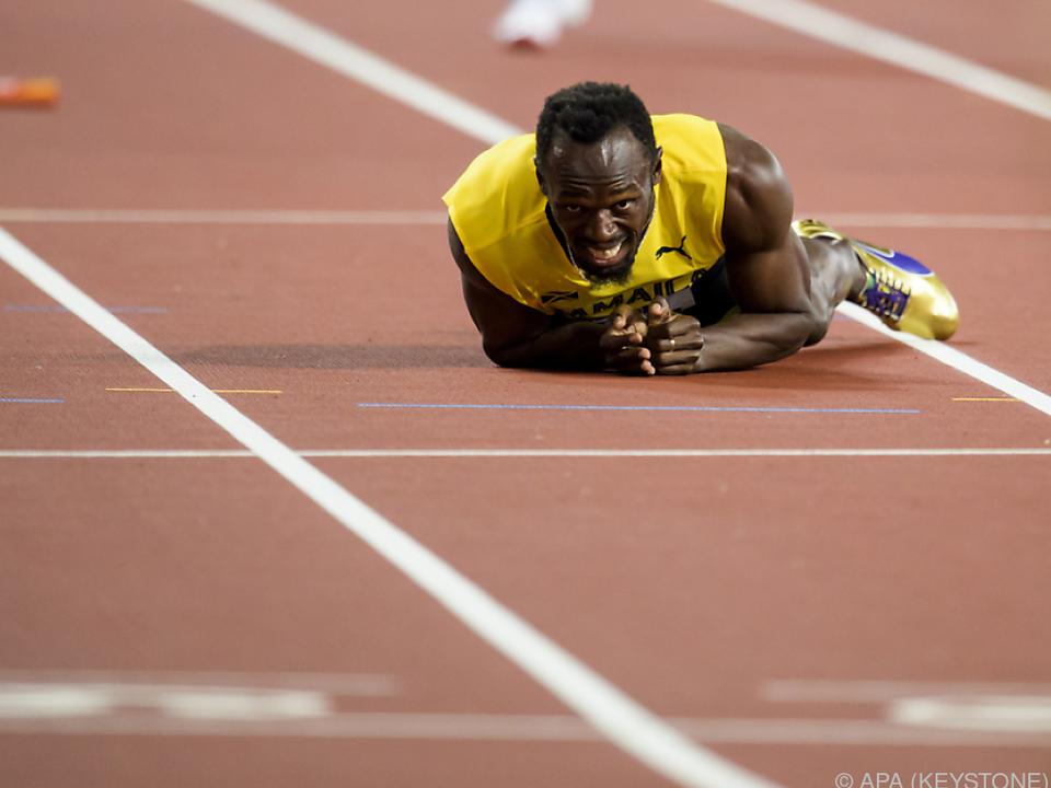 Wegen Spekulationen: Usain Bolt veröffentlichte Diagnose