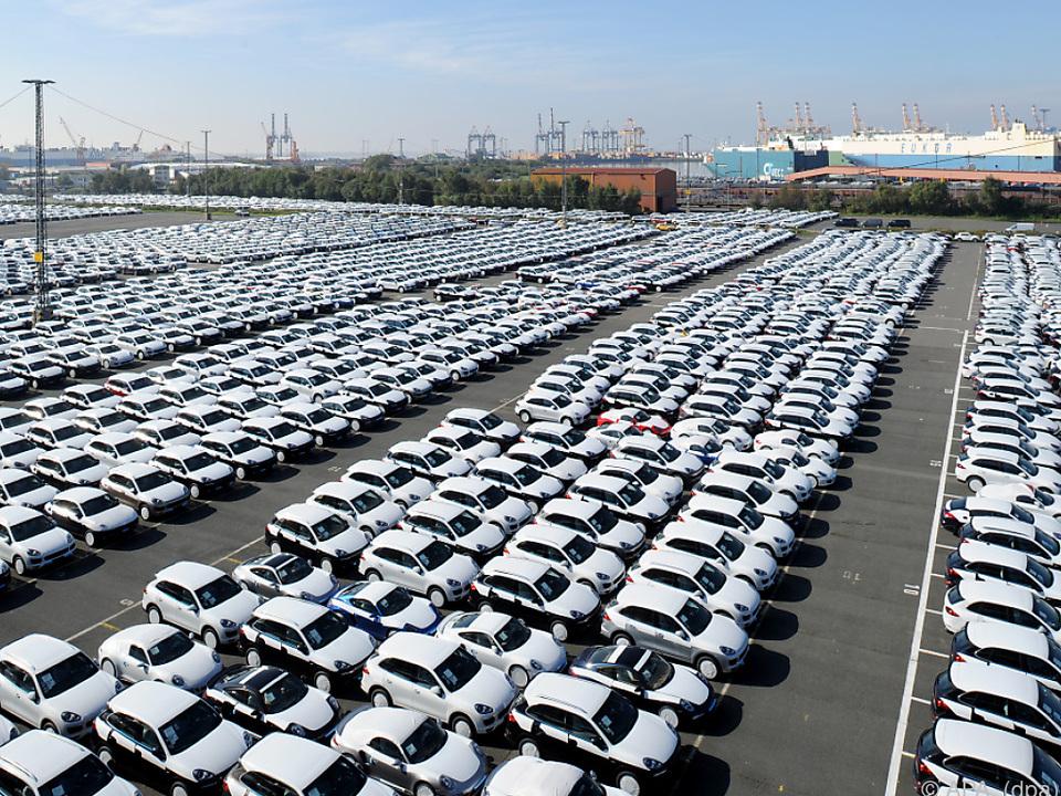 Weltgrößter Automarkt wieder erstarkt