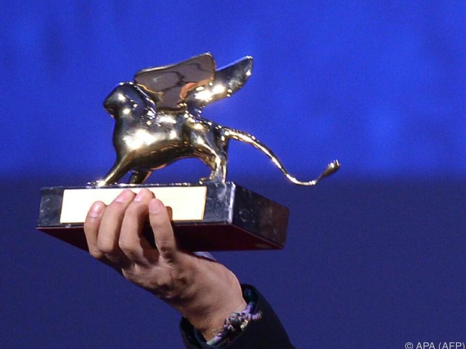 Wer wird den Goldenen Löwen heuer in Händen halten dürfen?