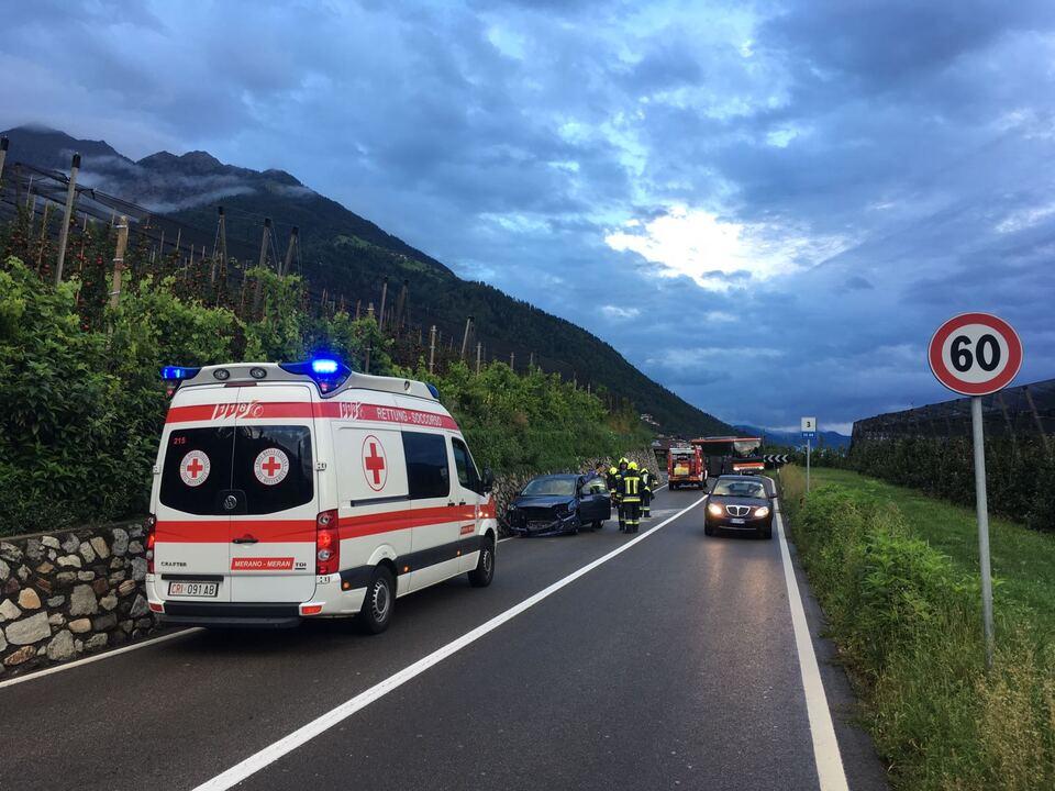 Unfall Freiwillige Feuerwehr Tirol