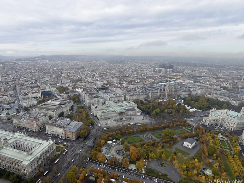 Wien im Spitzenfeld der lebenswertesten Städte