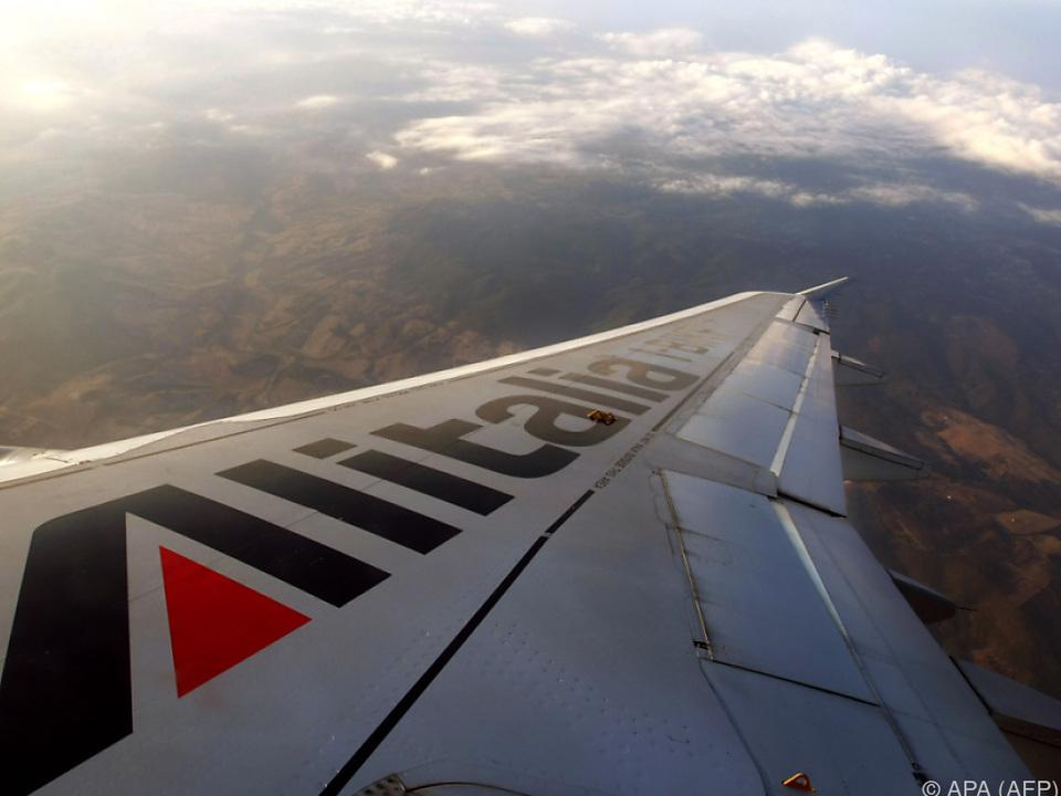 Zahlreiche Interessenten an der Alitalia