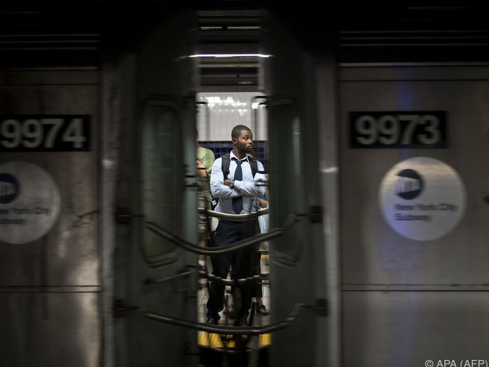 Zunehmend Verspätungen in der New Yorker U-Bahn