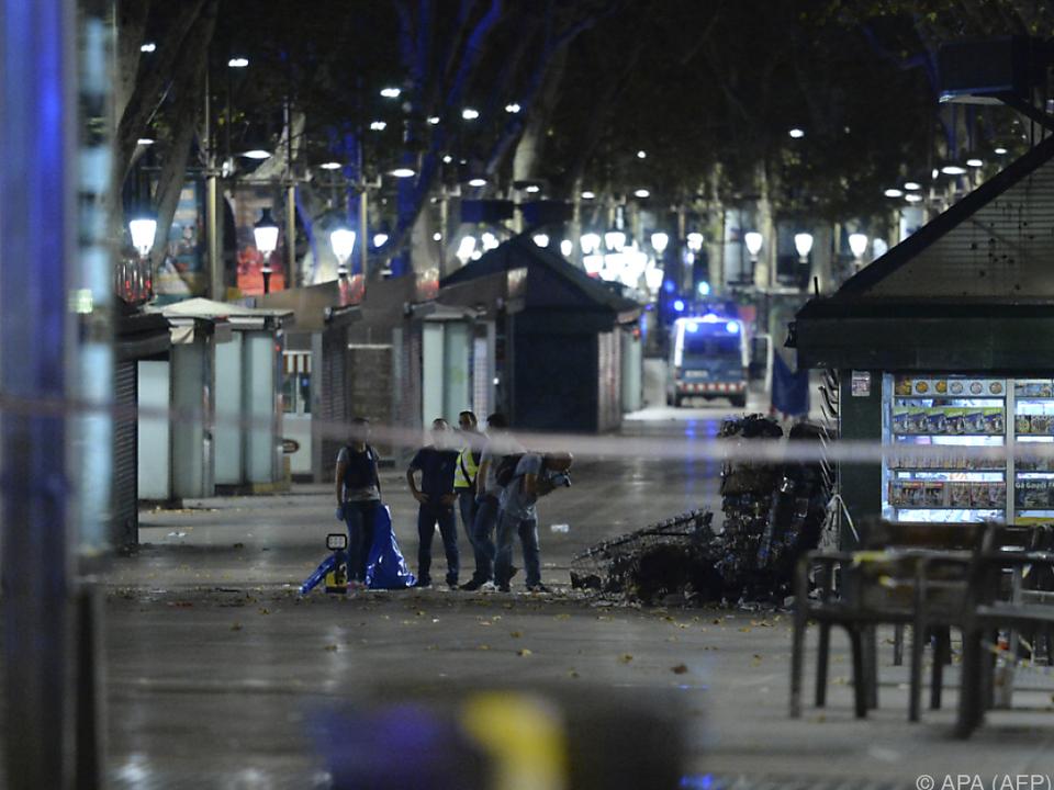 Zusammenhang mit Anschlag in Barcelona dürfte bestehen