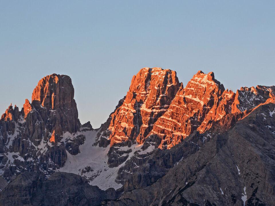 Dolomiten, Monte Cristallo sexten dolomiten