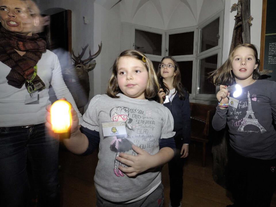 Naturmuseum Bozen: Eine Nacht im Museum