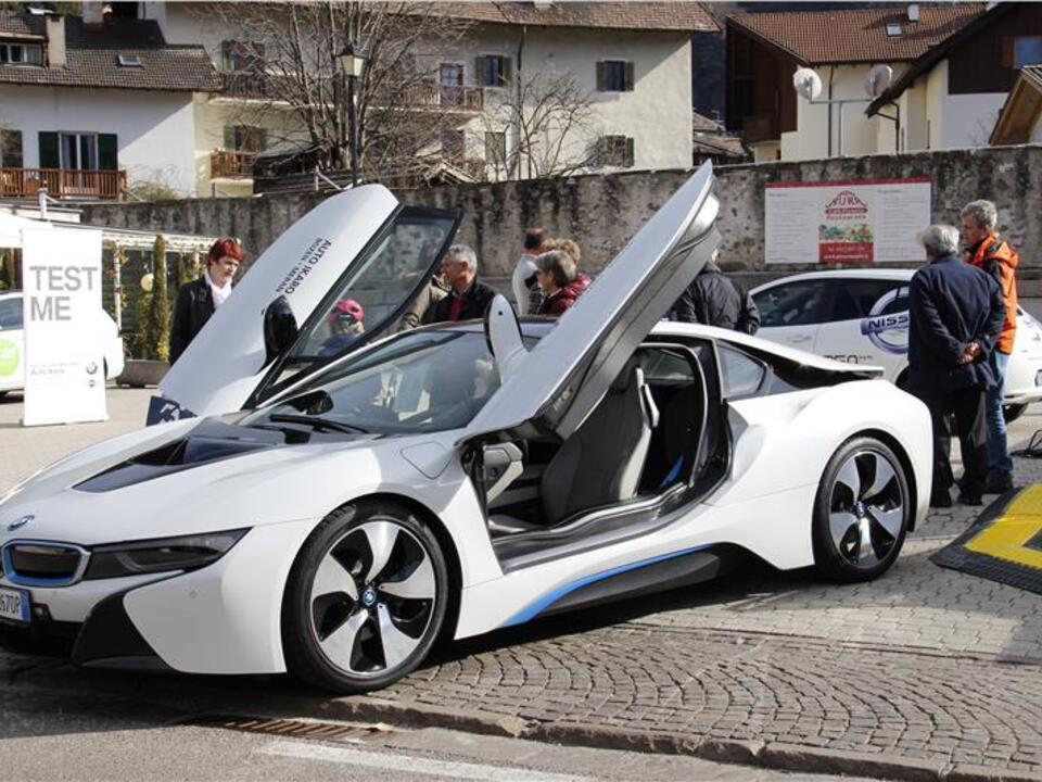 E-Auto Bruneck