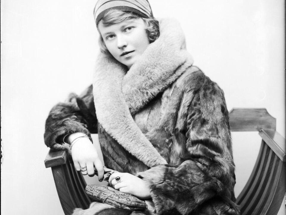 Unbekannte Lienzerin, circa 1930