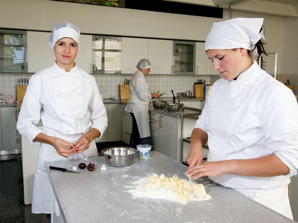 Fachschule Koch Gastgewerbe Praktikum