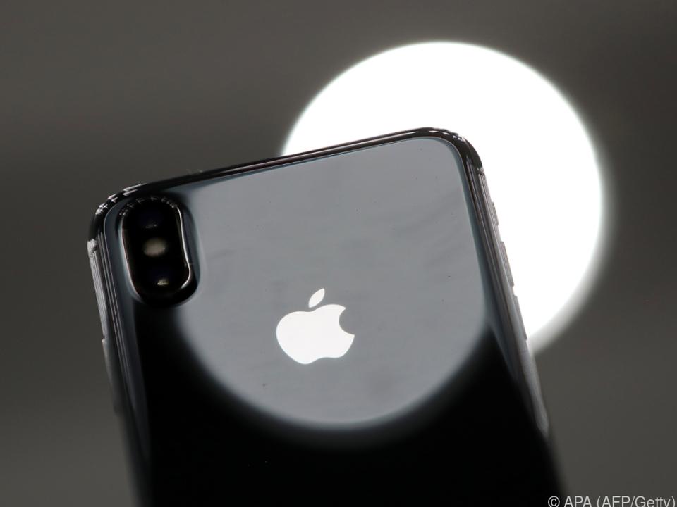 Apple unter den Top-Drei