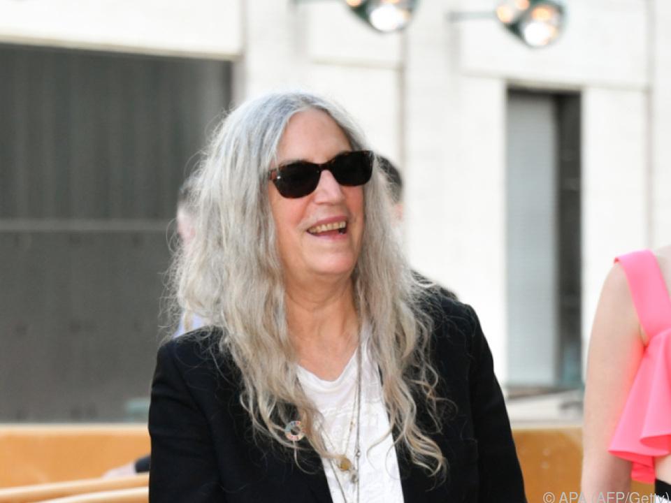 Auch Patti Smith gefiel die Opening Night