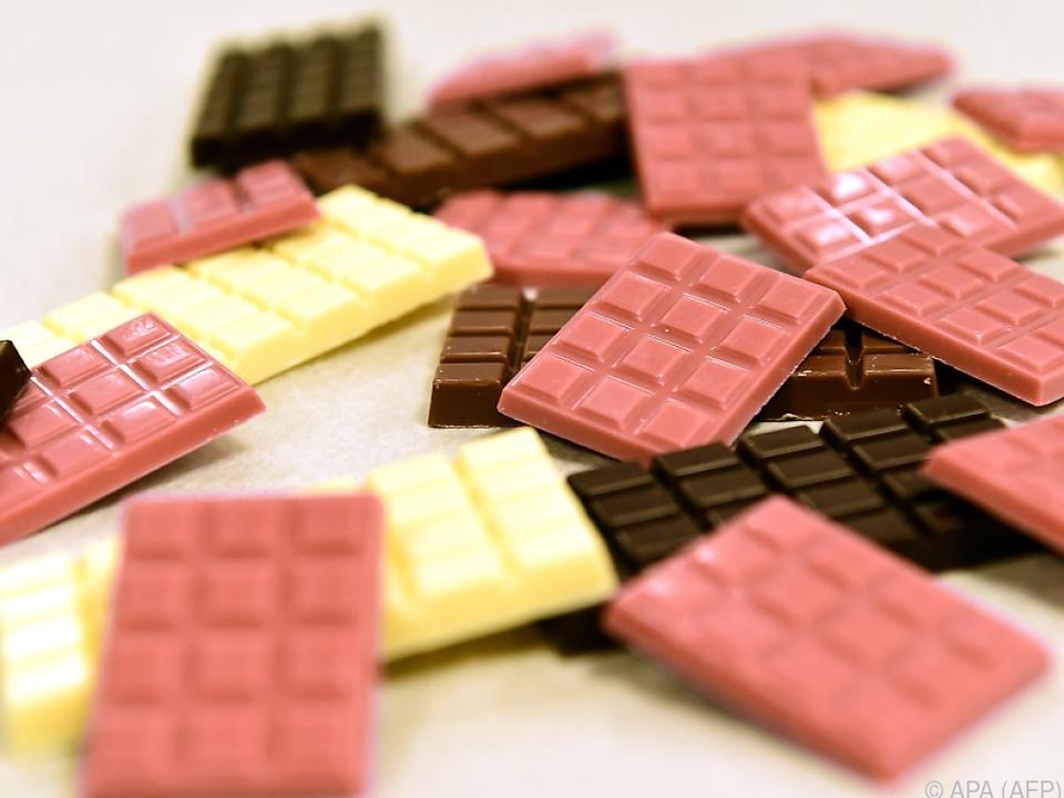 Bally Callebaut präsentierte vierte Schokolade-Sorte aus Ruby-Bohne