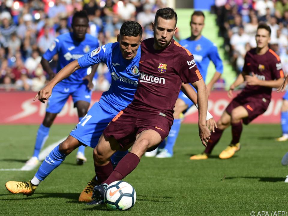 Barcelona hatte eine gehörige Portion Glück