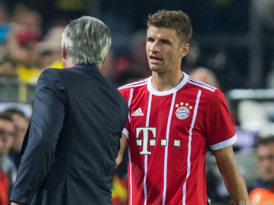 Beim FC Bayern heißt es derzeit: Alles Müller, oder was?