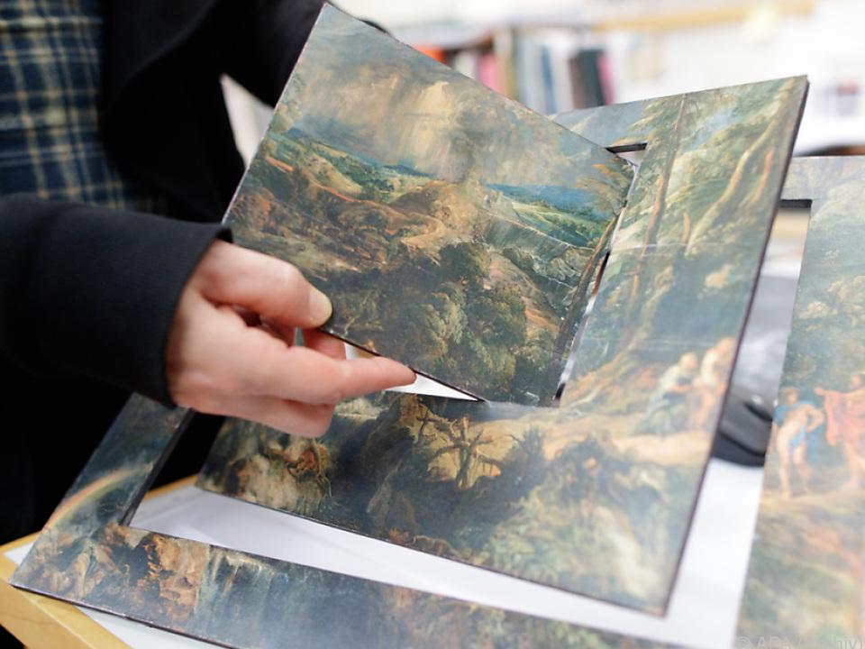 Bilder von Rubens ab 17. Oktober zu sehen