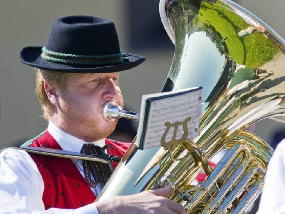 Musikkapelle blasmusik_pd