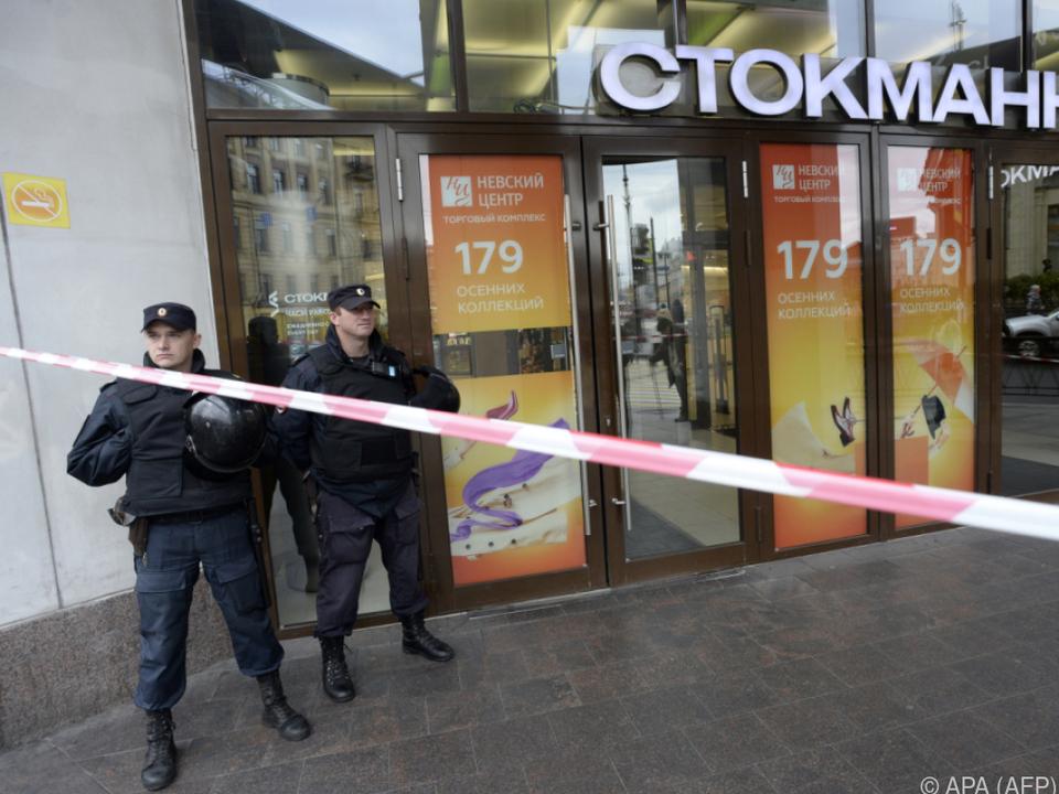 Bombendrohungen halten Sicherheitskräfte auf Trab