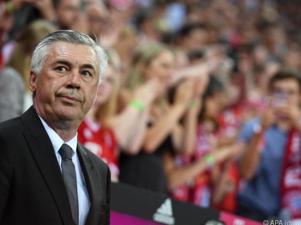 Carlo Ancelotti muss gehen