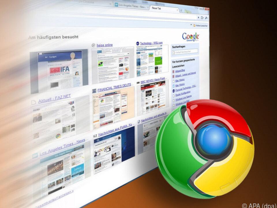 Chrome 63 wird im Dezember 2017 erwartet