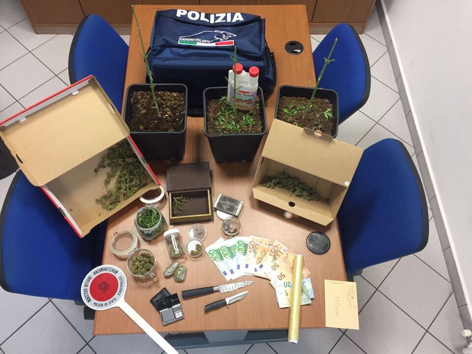 Drogen comunicato-21-settembre-2017-arresto-droga