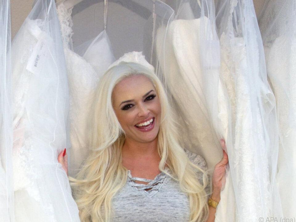 Daniela Katzenberger weiß, was es heißt, vor Kameras zu heiraten