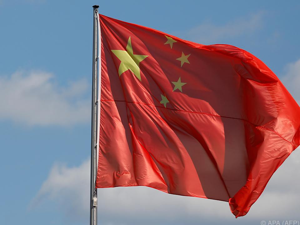 Das Abspielen der Hymne ist nicht immer angebracht, findet China