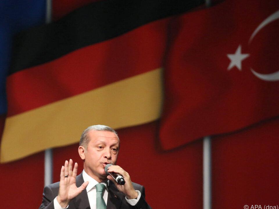 Das deutsch-türkische Verhältnis ist mehr als angespannt