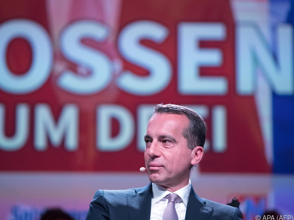 Das SPÖ-Konzept sieht eine \