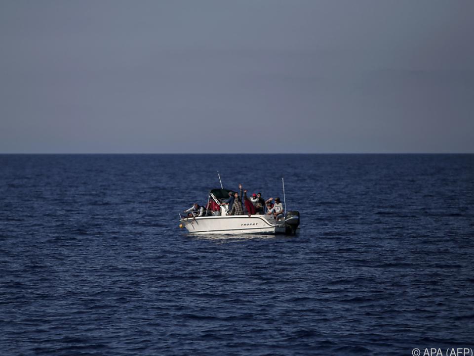 Das Unglück ereignete sich vor der türkischen Küste