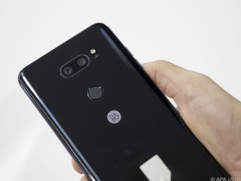 Bei den Audiokomponenten arbeitet LG mit Bang & Olufsen zusammen