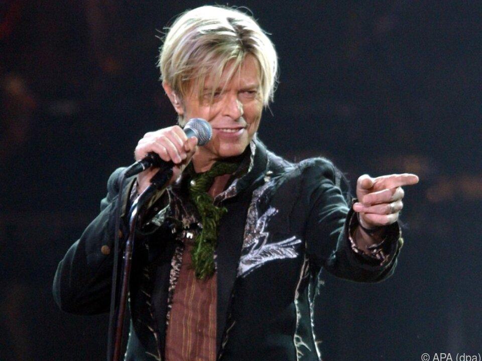 David Bowie lebte von 1976 bis 1978 in Berlin