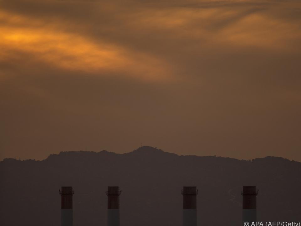 Der CO2-Ausstoß aus Energie dürfte sich deutlich verringern