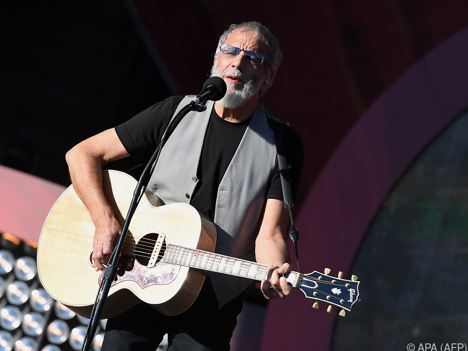 Der Sänger konvertierte in den 1970ern zum Islam
