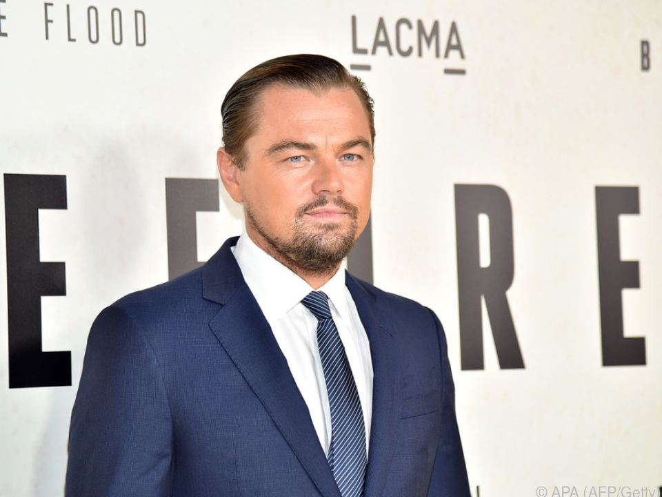 DiCaprio soll früheren US-Präsidenten mimen