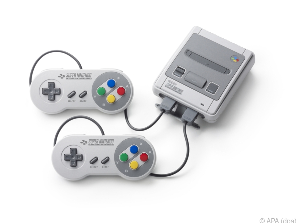 Die Neuauflage der SNES Classic Edition kommt noch heuer