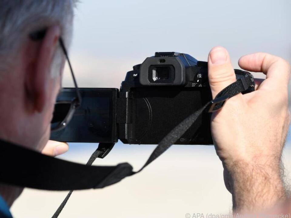 Die Grundprogramme sind bei den meisten Kameras die gleichen
