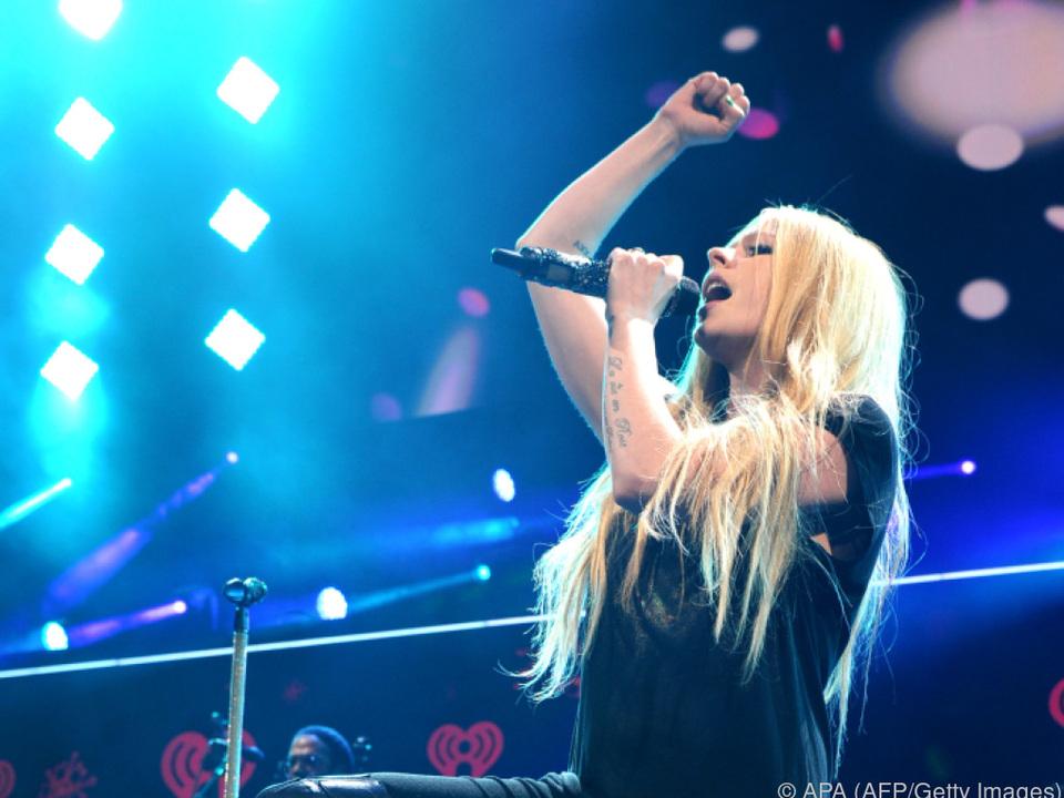 Die letzten Jahre waren für Avril Lavigne nicht ganz einfach