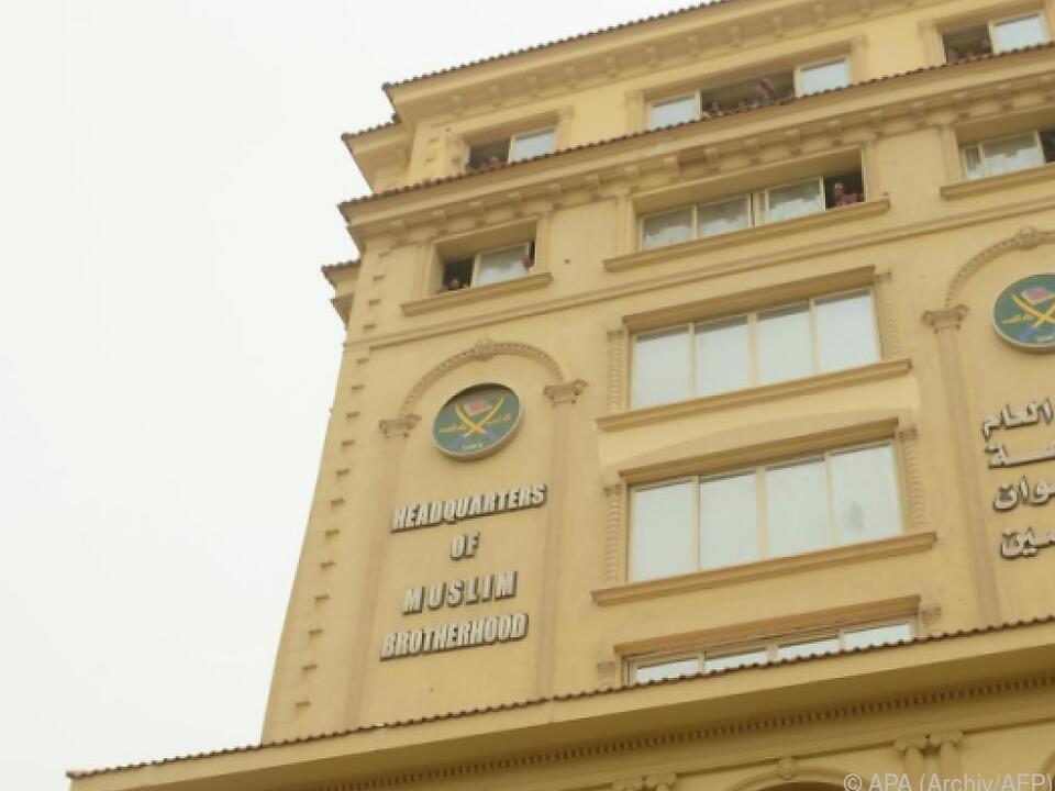 Die Muslimbruderschaft wurde 1928 in Ägypten gegründet
