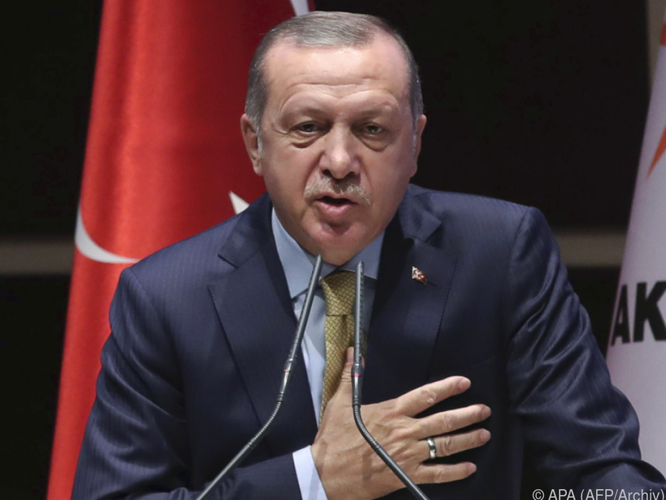Die türkische Regierung bezeichnete das Referendum als \