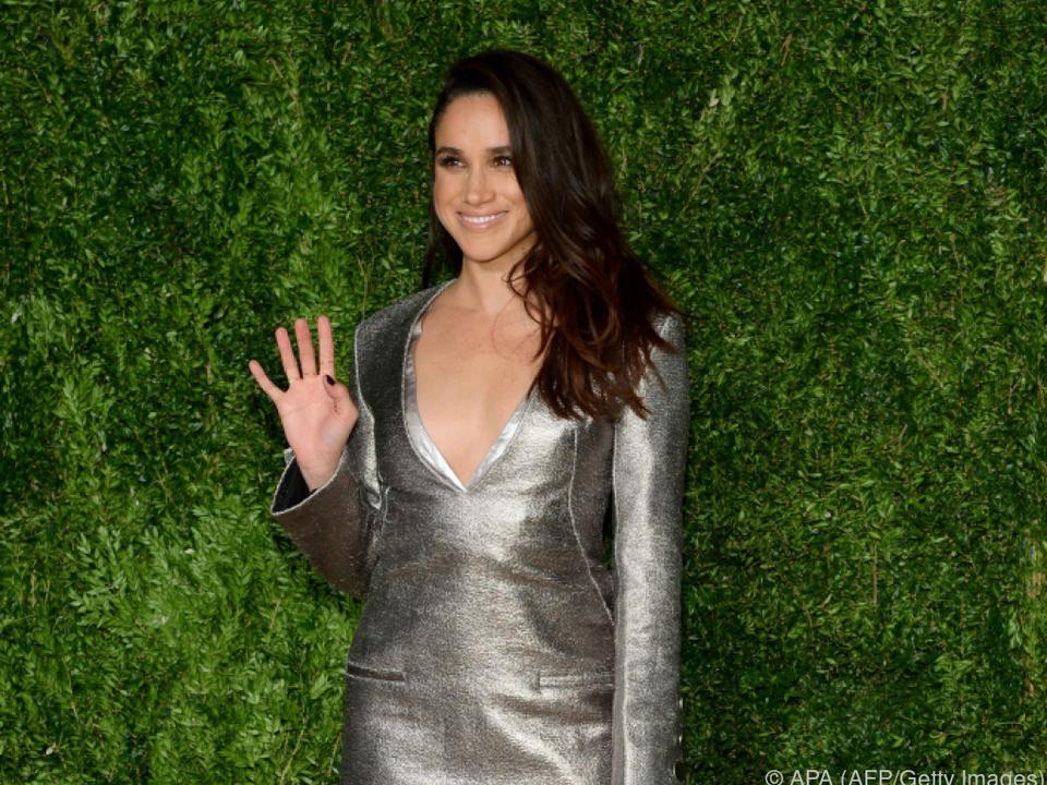 Die US-Schauspielerin genießt momentan die Zeit mit ihrem Harry