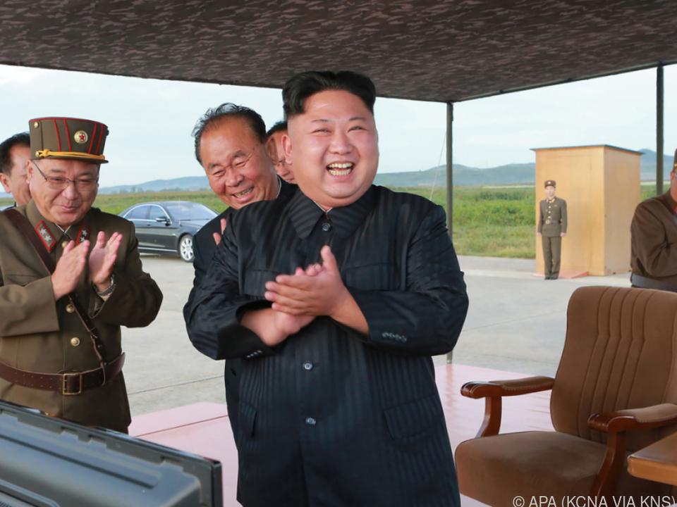 Die Verurteilungen des Sicherheitsrats machen Kim Jong-un wenig aus