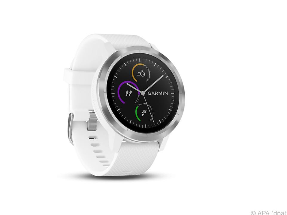Garmins Vivoactive 3 ist eine Smartwatch mit Sportfokus