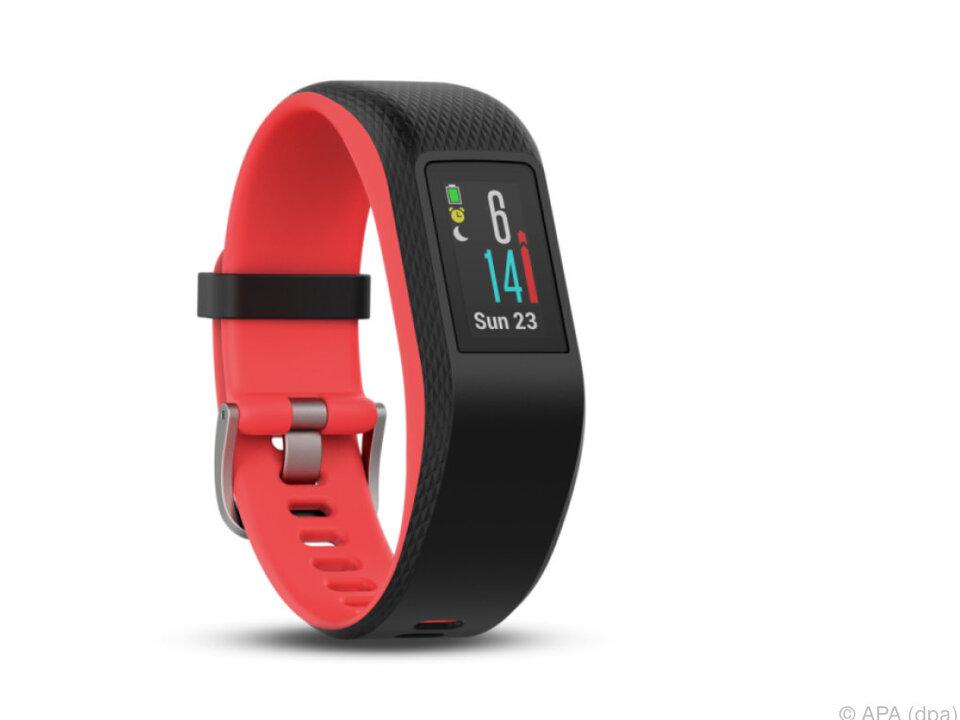 Im Vivosport steckt nun auch ein GPS-Empfänger