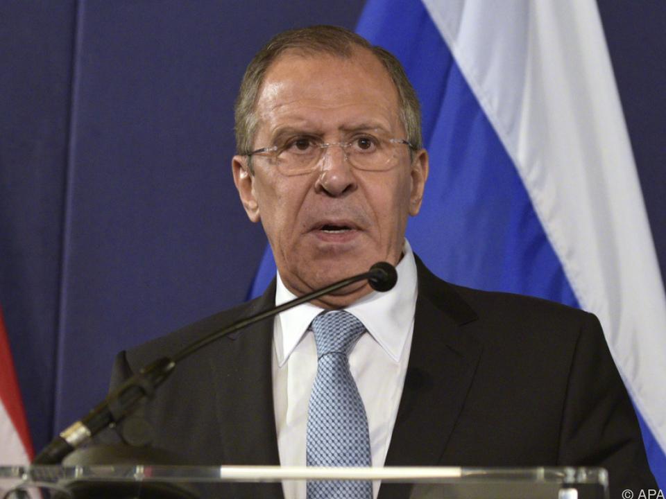 Diplomatisches Kräftemessen zwischen Russen und Amerikanern